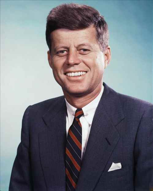 Mr. John Fitzgerald Kennedy