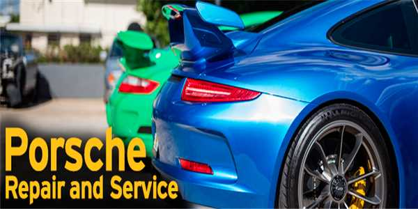 PORSCHE REPAIR AND MAINTENANCE COSTS LEARN HOW MUCH YOU SHOULD EXPECT TO PAY