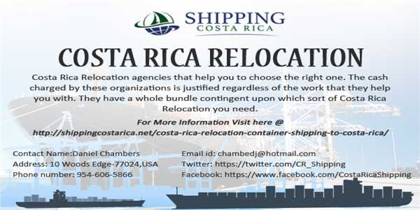 Costa Rica Relocation With Unlimited Packages To Choose From