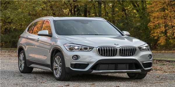 The 2017 BMW X1 Under the Lens