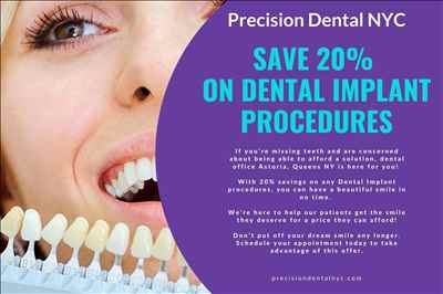 SAVE 20 ON DENTAL IMPLANT PROCEDURES