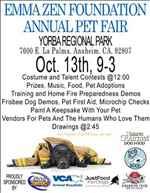 Pet Health Safety Fair