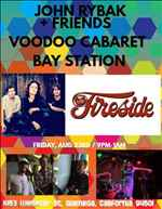 John Rybak Friends Voodoo Cabaret Bay Station