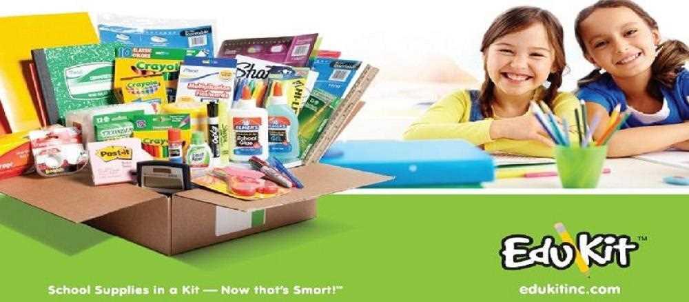School Supplies Kits