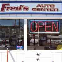 Freds Auto Center