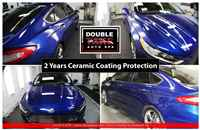 Ceramic Coating blue ford