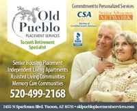 Senior housing consultant