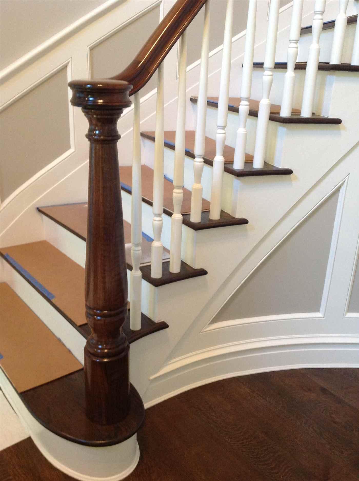 Custom Stairs and Handrails