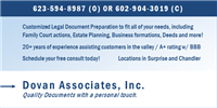 general business size flyer