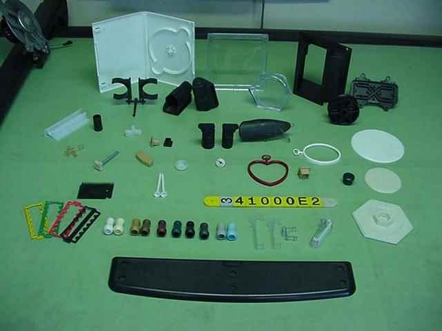 Custom Injection Molding/Mold Making