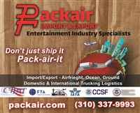 Packair Airfreight, Inc.