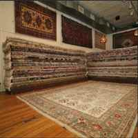 Silk Rug Cleaning Repair and Restoration