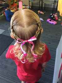 Salon Services and Parties For Children of All Age