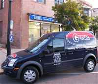 Geisel Heating-Air Conditioning-Plumbing