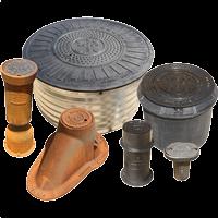 Service Boxes- Cast Iron, Steel, Plastic, Concrete