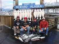 Alaska Halibut Fishing Charter