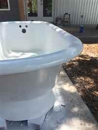 fiberglass bathtub refinishing
