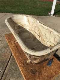 bathtub refinishing cost