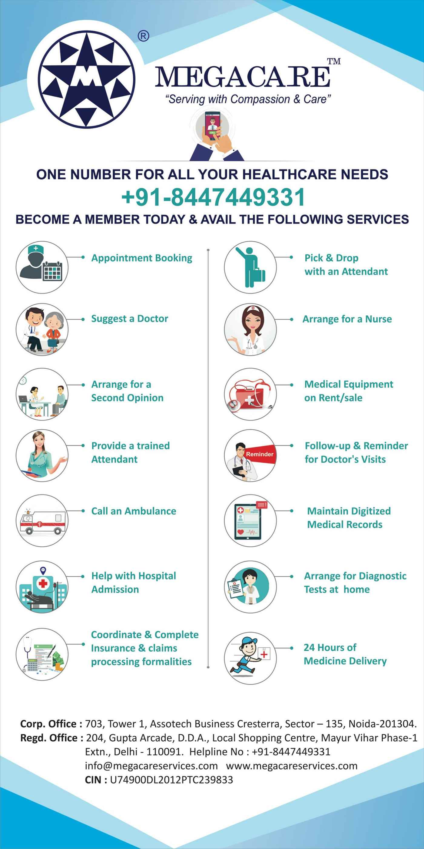 A Licensed Home Health Care Agency