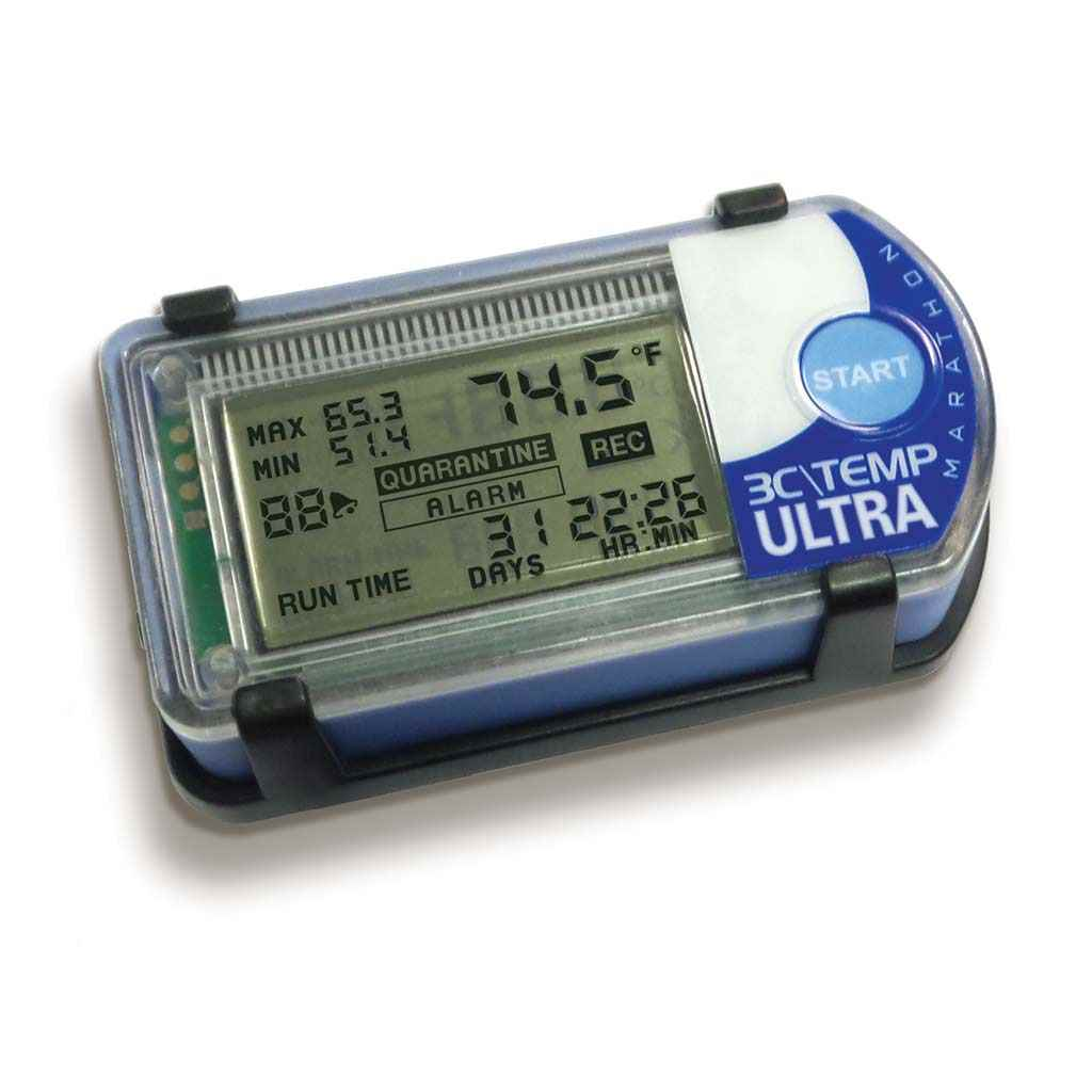 Temperature Data Collecting Devices