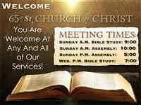 A Church of Christ Fellowship
