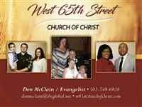 65th Street Church of Christ