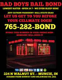 Bad Boys Bail Bond