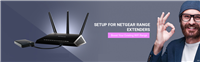 Mywifiext Support For Netgear Extender Setup