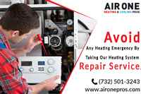 Air One Heating and Cooling Pros