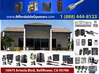 access controls, gate operators, gate openers