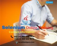 selenium online training - selenium certification