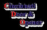 Garage Door Supplier