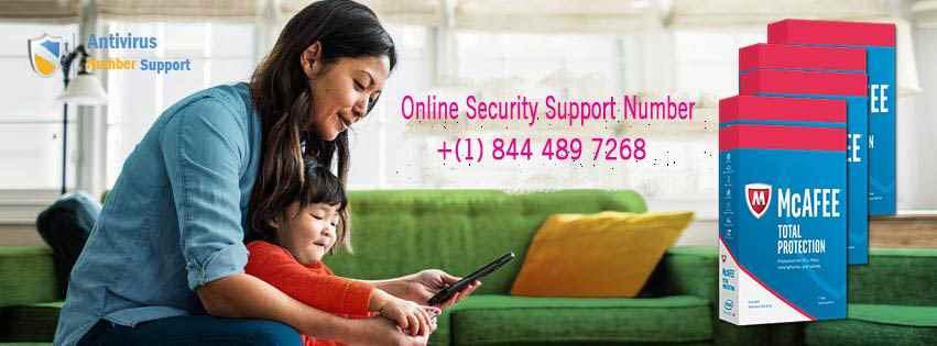 Antivirus Support Number
