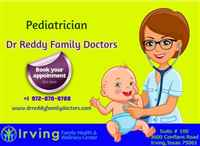 Pediatrician Clinic in Irving Tx, Texas