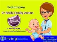 Pediatrician Clinic in Irving Tx, Texas