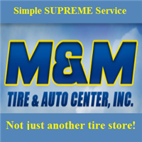 M & M Tire & Auto Center, Inc.