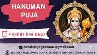 hanuman pooja by vedic astrologer