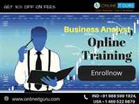 business analyst online course