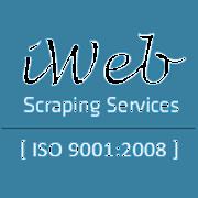 iWeb Scraping Service