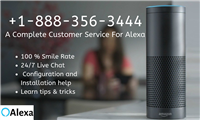 Alexa technical support and customer service