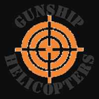 Gunship helicopters