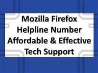 Mozilla Firefox Helpline Number
