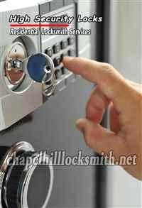 chapel-hill-locksmith-high-security-locks