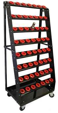 Ladder Model CNC Tool carts