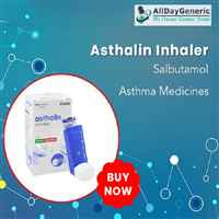 Asthalin Inhaler Salbutamol Inhaler Online at US