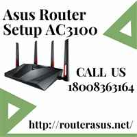 Asus Router Setup AC3100