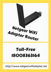 Reset Netgear WiFi Adapter Access Call18008363164