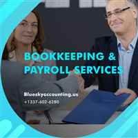 BlueSky Accounting - Bookkeeping Services