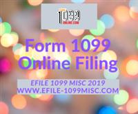 Form 1099 Online Filing