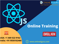 React js Online Training Hyderabad